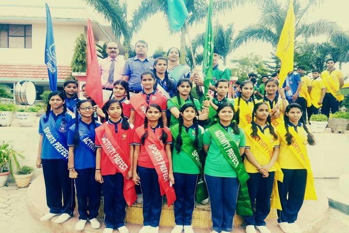 Kolaras Public School-Sports Day