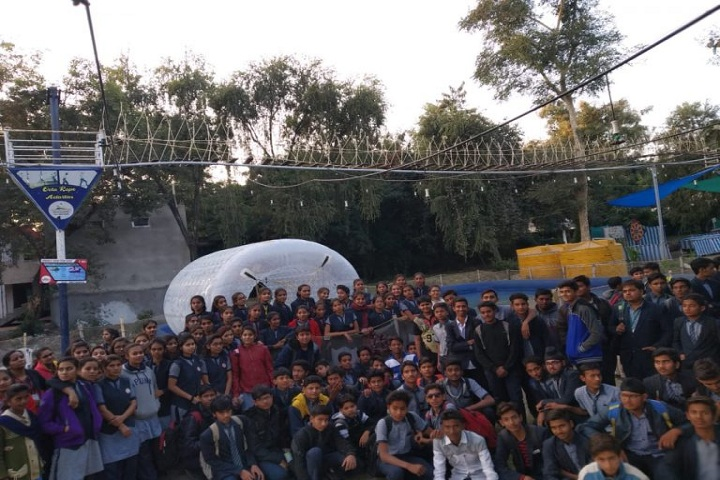 Krishna Academy High School - Excursion