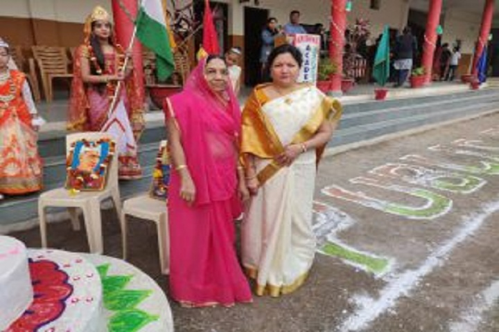 Krishna Academy High School - Republic Day