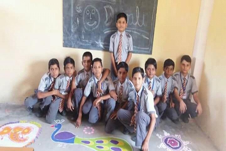 Krishna Public School-Group Photo