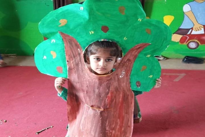 Krishna Valley International School-Fancy Dress Competition