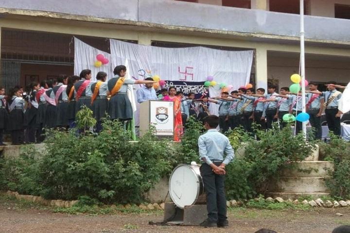 Krishna Valley International School-Prayer