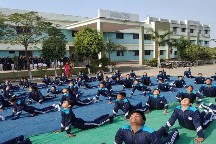 Krishna Valley International School-Yoga