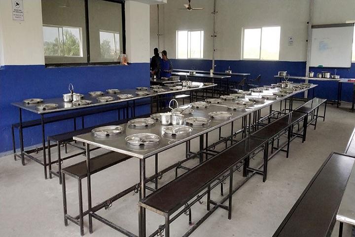 La Sagesse Academy - Canteen
