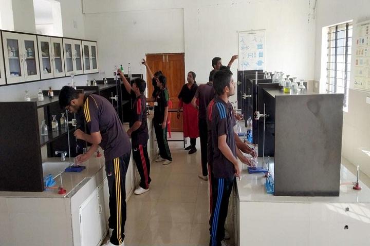 La Sagesse Academy - Chemistry Lab