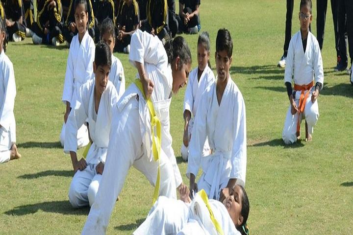 La Sagesse Academy-Karate