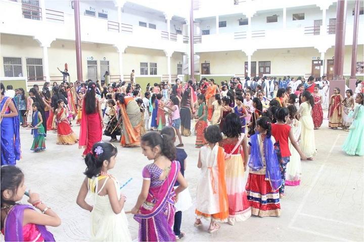 Lions Convent Higher Secondary School-Activity