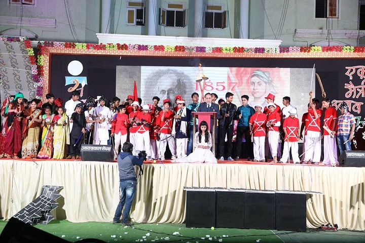 Lions Convent Higher Secondary School-Annual Day