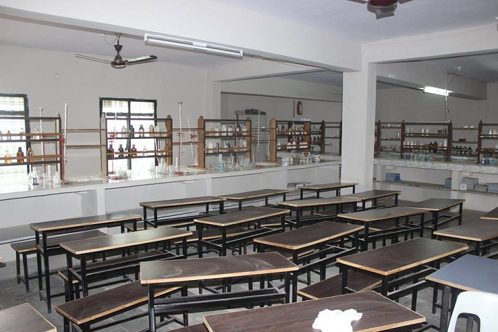 Lions Convent Higher Secondary School-Chemistry Lab