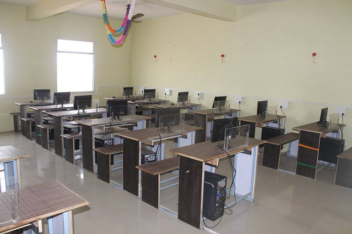 Lions Convent Higher Secondary School-Computer Lab