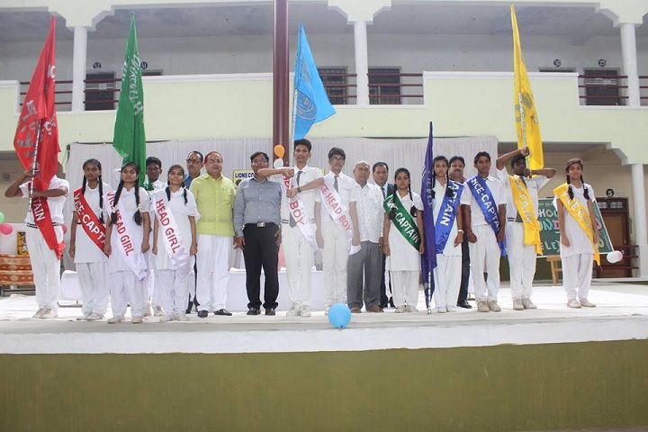 Lions Convent Higher Secondary School-Investiture Ceremony