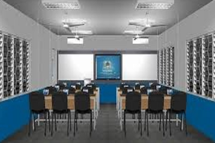 Assembly Of God School Of Education-Classroom