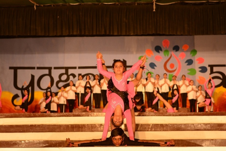 Little Angles High School - Annual Day