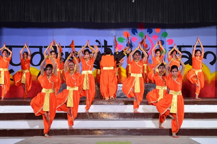 Little Angles High School - Cultural Dance