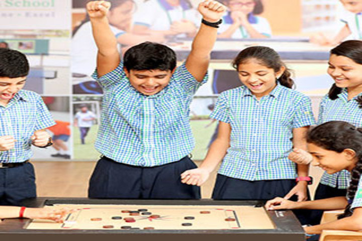 Little Flower International School-Indoor Games