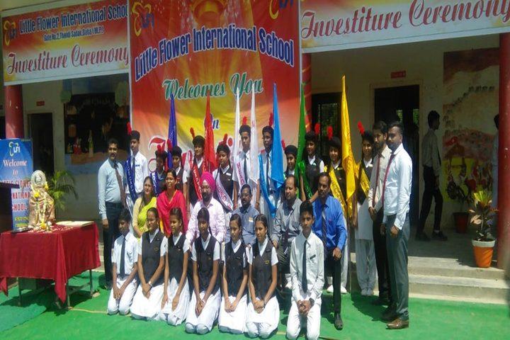 Little Flower International School-Investiture Ceremony