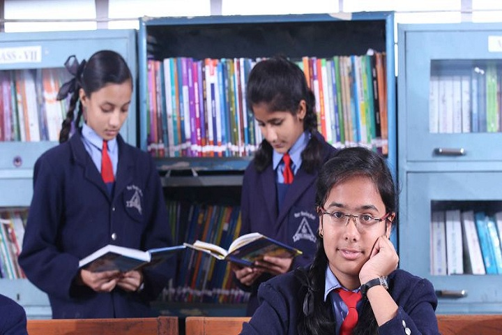 Little Kingdom Senior Secondary School - Library
