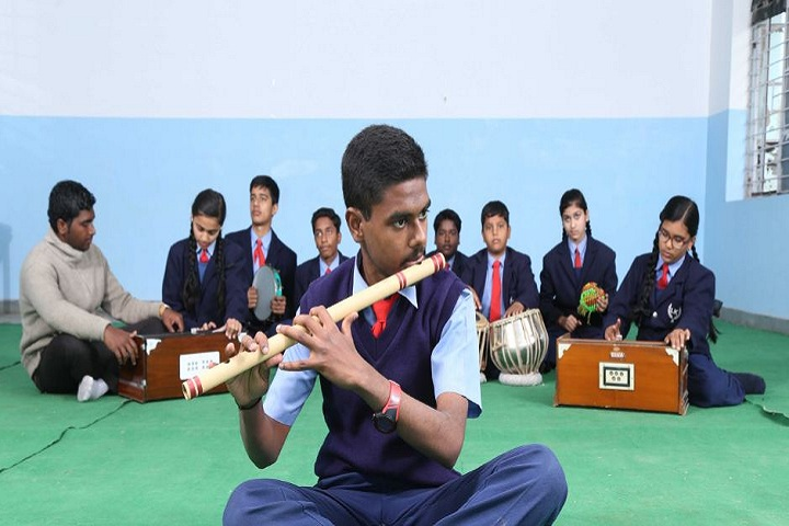 Little Kingdom Senior Secondary School- Music Class
