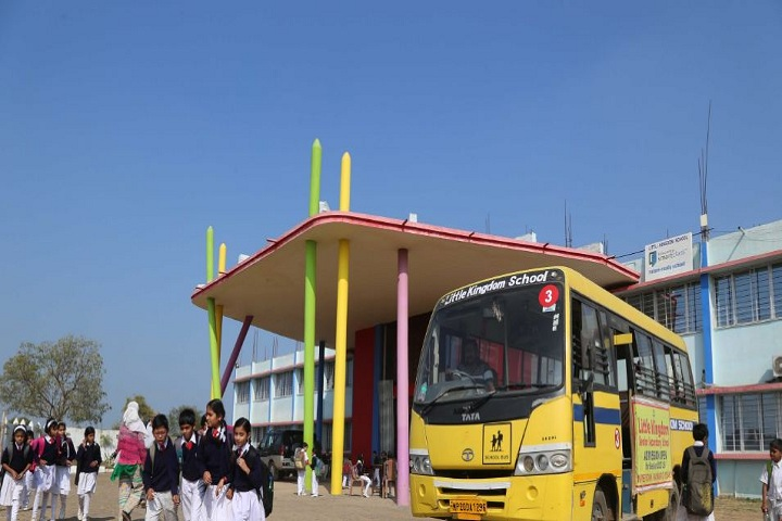 Little Kingdom Senior Secondary School- Transport
