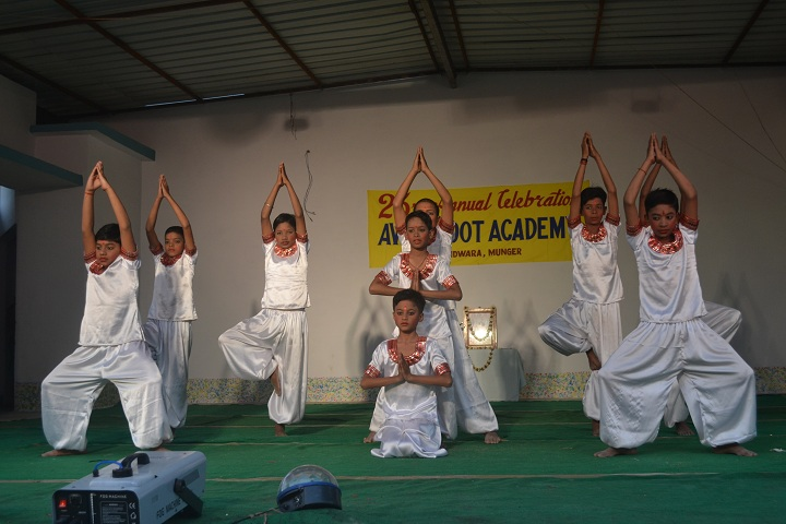Awadhoot Academy-Annual Day