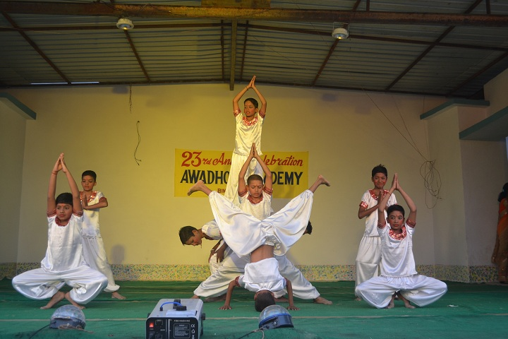 Awadhoot Academy-Culture Program