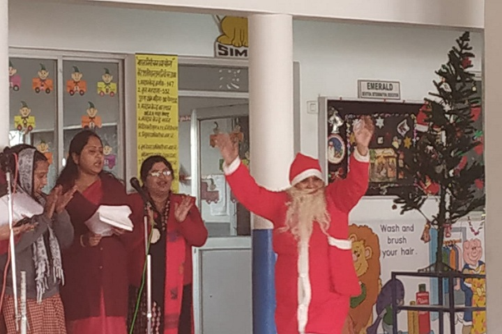 Little World School-Christmas Celebration