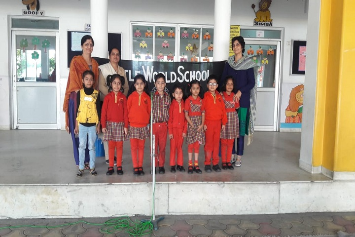 Little World School-Recitation