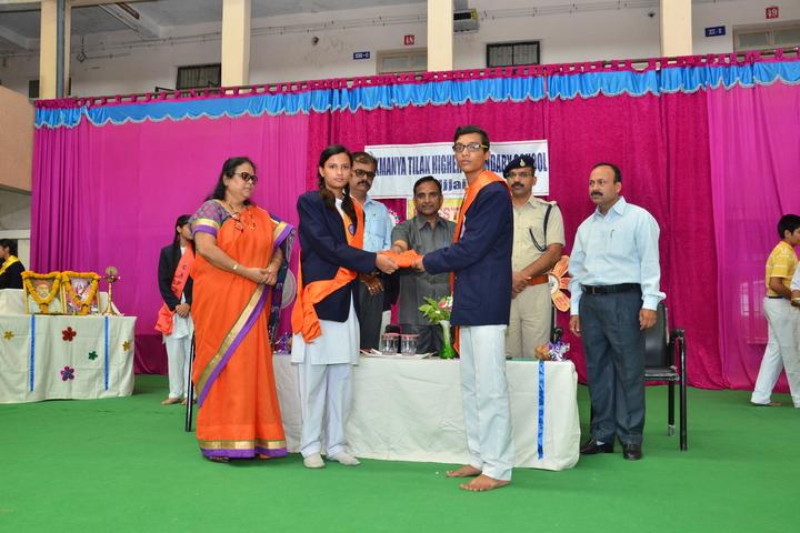 Lokmanya Tilak Higher Secondary School-Annaul Prize Distribution
