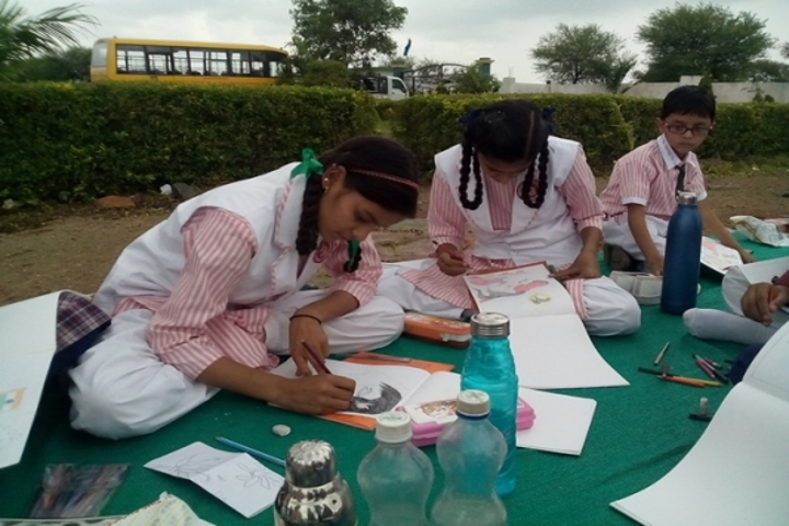 Lotus International School-Drawing Competition