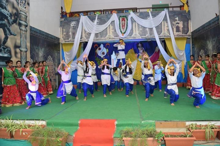 Lotus Valley School-Events