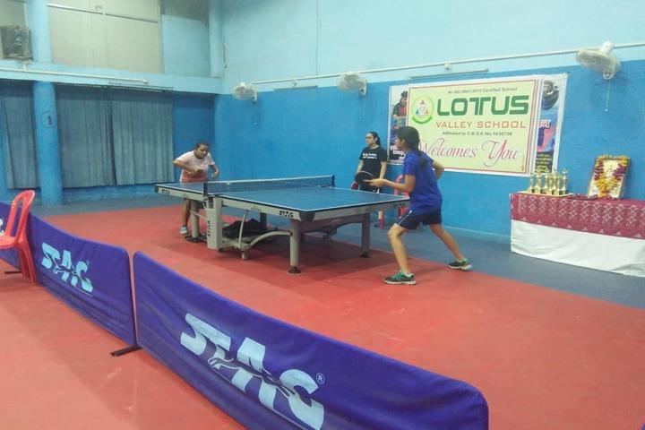 Lotus Valley School-Indoor-Games