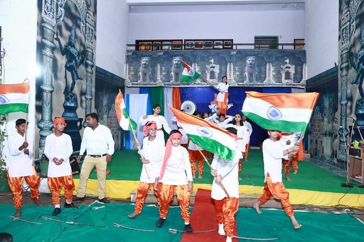 Lotus Valley School-RepublicDay-Celebrations