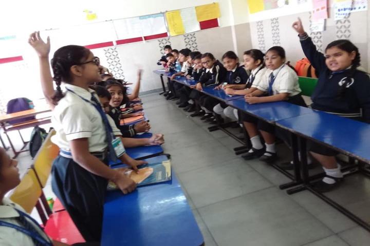 Lotus Valley School-Classroom Activity
