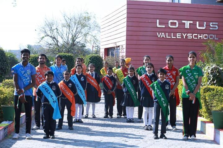 Lotus Valley School-Investiture Ceremony