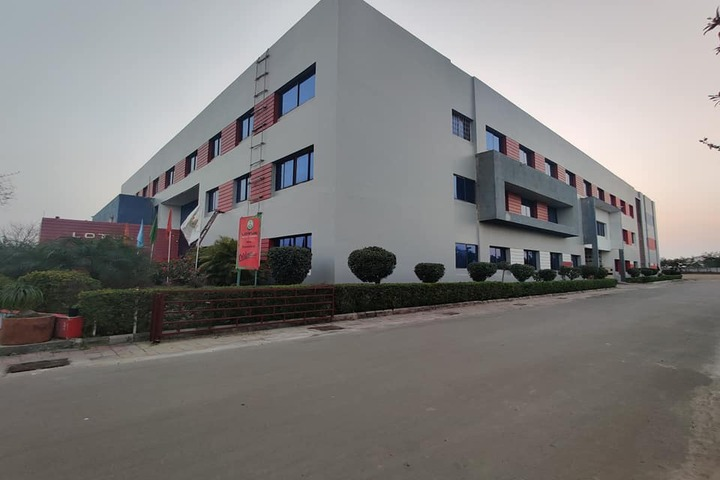 Lotus Valley School-School View