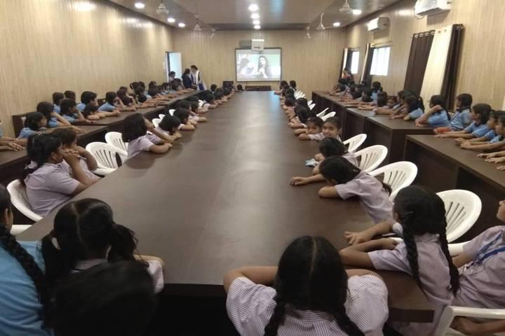 Lovedale School-AV Room
