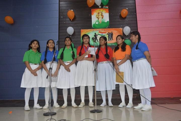 Lovedale School-Group Song