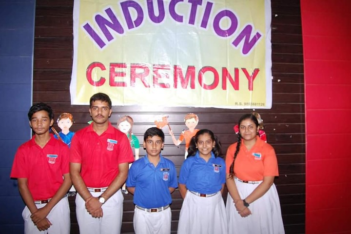 Lovedale School-Induction Ceremony