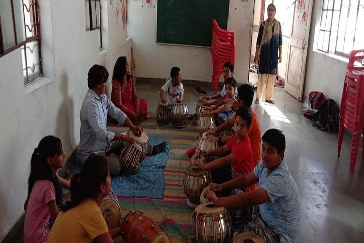 Lovedale School-Music Room