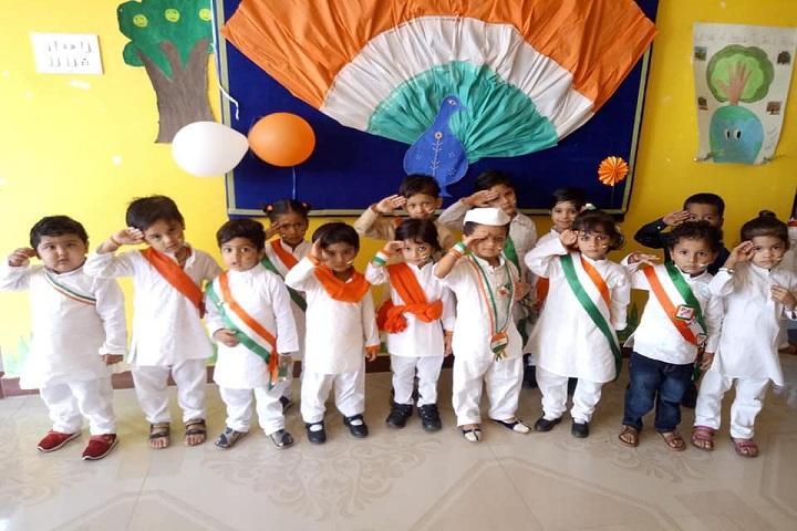 Lovedale School-Republic Day