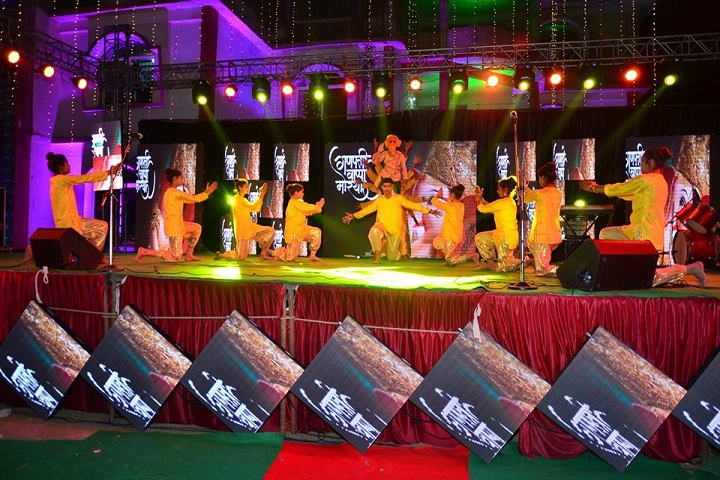 M G D Education Academy-Annual Day