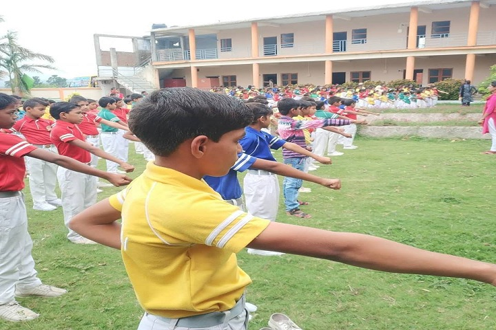 M S Excellence Education-Karate Activity