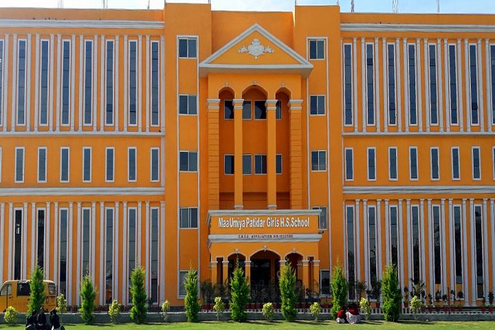 Maa Umiya Patidar Girls Higher Secondary School-Campus-View