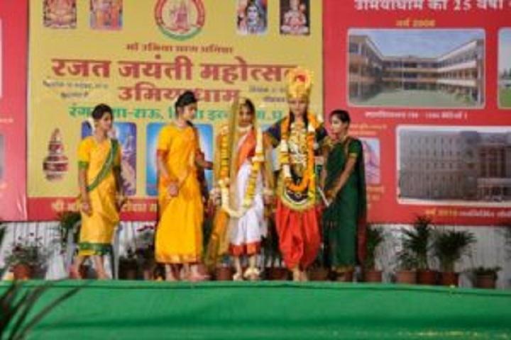 Maa Umiya Patidar Girls Higher Secondary School-Events celebration