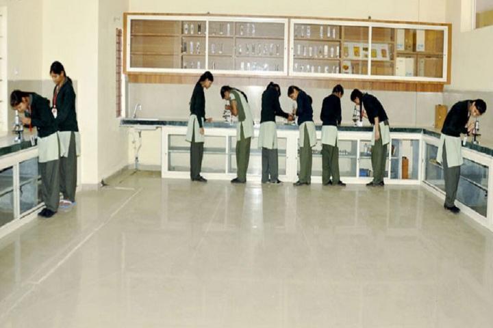 Maa Umiya Patidar Girls Higher Secondary School-Laboratory biology