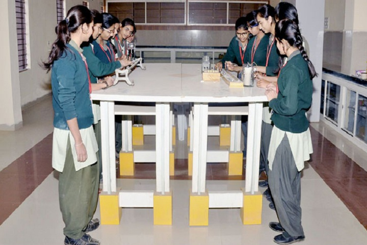 Maa Umiya Patidar Girls Higher Secondary School-Laboratory physics