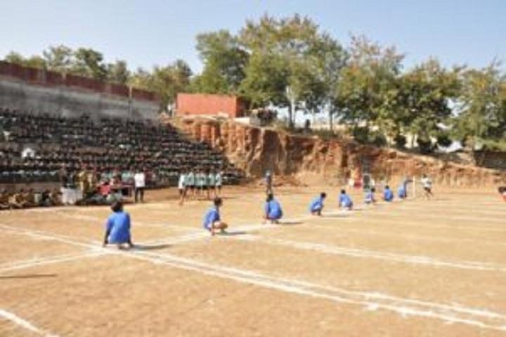 Maa Umiya Patidar Girls Higher Secondary School-Sports kho kho
