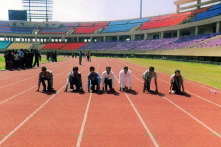 Maa Umiya Patidar Girls Higher Secondary School-Sports running