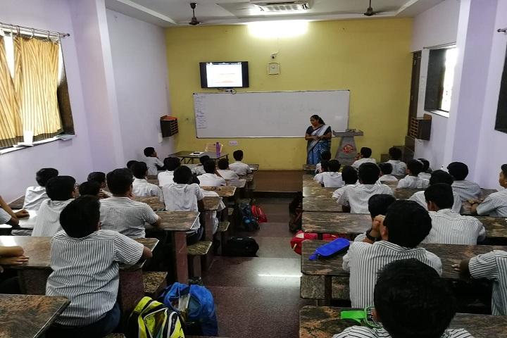 Macro Vision Academy-Smart Class Room