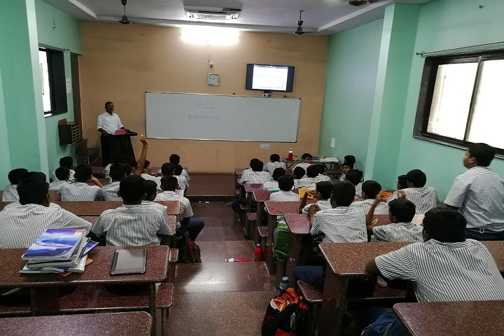 Macro Vision Academy-Class Room